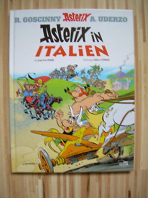 Asterix in Italien, Band 37, NEU, Hardcover