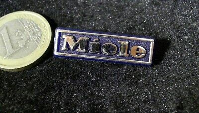 Miele Brosche Brooch kein Pin Badge alt rare