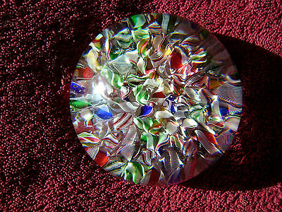 Stunning Baccarat 19Th Century Glass Paperweight