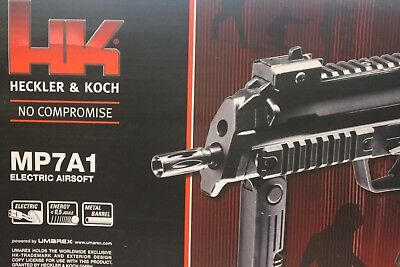 Heckler & Koch  MP7A1 - Electric Softair max 0,5 Joule