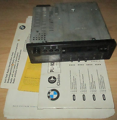BMW K 100 RT Radio Cassette