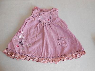 Baby Girls Clothes 0-3 Months - Cute Cord Next Dress -