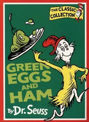 The classic collection: Green eggs and ham by Dr Seuss (Paperback)