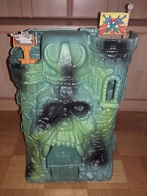 He-Man Masters of The Universe Castle Crayskull