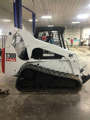 2009 Bobcat T300 Skid Steer - Serviced And Is Ready To Work!