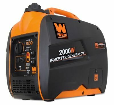 NEW~WEN~56200i~INVERTER~GENERATOR~1600/2000~WATTS~FAST SHIPPING~TO~PUERTO RICO