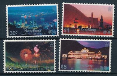 [6577] Hong Kong 1983 the night good set very fine MNH stamps value $26