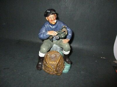 ROYAL DOULTON FIGURINE The Lobster Man  HN 2317 Made in England A49 QQ