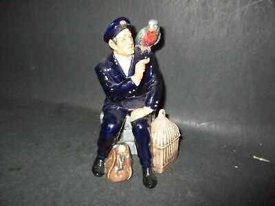 ROYAL DOULTON FIGURINE Shore Leave  HN 2254 Made in England A50 QQ