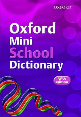 Oxford mini school dictionary by Robert Allen (Other book format) Amazing Value
