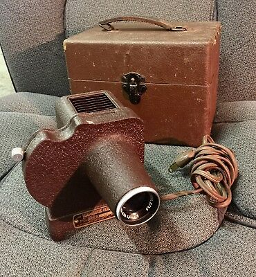 Vintage Sawyer's S-1 View Master Projector W/ Case