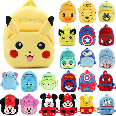 Baby Toddler Kid Child Mini Animal Backpack Kindergarten Schoolbag Shoulder Bag