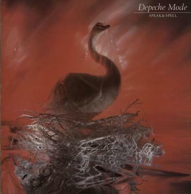 Speak & Spell - EX Depeche Mode UK vinyl LP album record STUMM5 MUTE 1981