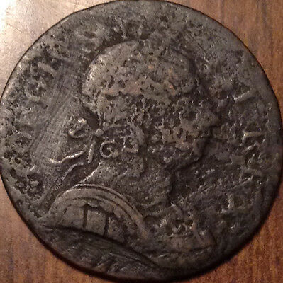 1774? Uk Gb Great Britain Half Penny