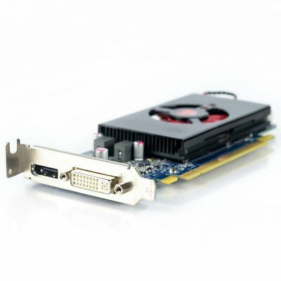 DELL AMD Radeon 1GB Video Card - DisplayPort, HDMI /DVI- Low Profile