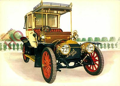Picture Postcard::VINTAGE CAR, FIAT 12/16 HP 1908