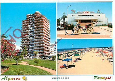 Picture Postcard~ Algarve, Monte Gordo
