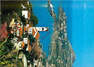 Picture Postcard~ Madeira, Funchal, Western View