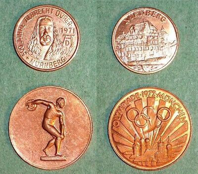 (2) Germany Tokens !!!!