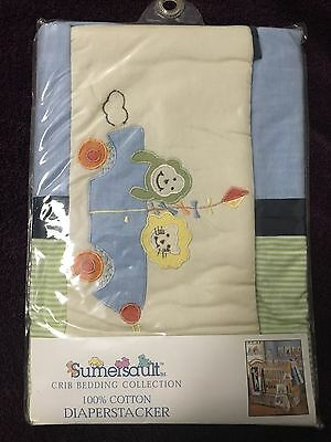 Sumersault Crib Bedding Collection Diaper Stacker