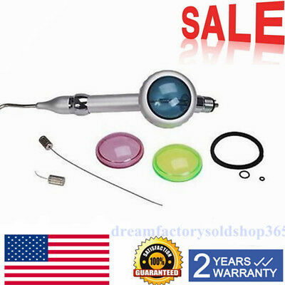 Dental Teeth Polishing Handpiece Air Flow Polisher Hygiene Prophy Jet 4 Holes