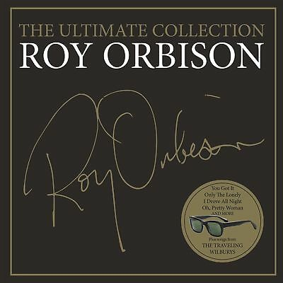 "Roy Orbison - The Ultimate Collection (NEW 2 x 12"" VINYL LP)"