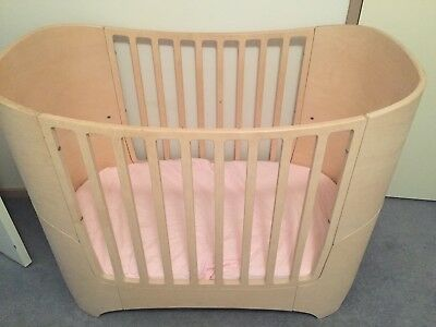 Leander Cot & Toddler Bed extension kit, plus accessories