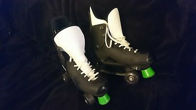 ventro pro quad skates can use for roller derby size 10 excellent condition