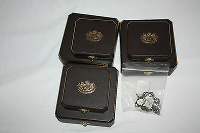 Juicy Couture Necklaces Jewellery Job Lot Wholesale £7.50 each. RRP £52