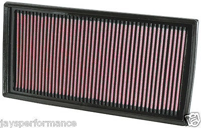 Kn Air Filter Replacement For Mercedes Benz Clk63 Amg 6.3L; 2008