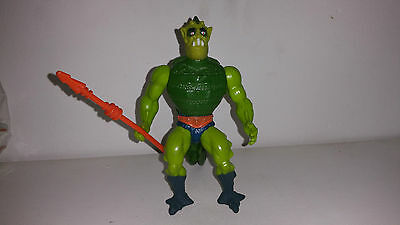 Masters Of The Universe Whiplash 100% Complete France Coo He-Man Mattel 1980's