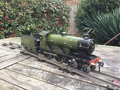 Bassett lowke Duke of York O gauge clockwork locomotive and tender