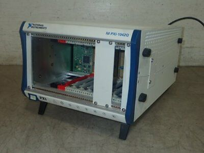 National Instruments Pxi-1042Q 8-Slot Universal Ac Pxi-Chassis