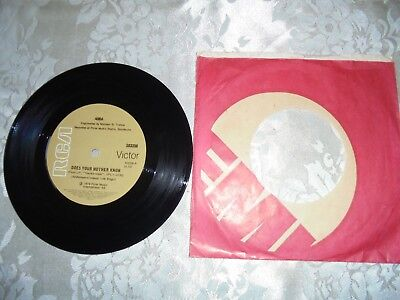 ABBA Does your mother know  45RPM   (Very Good Condition)