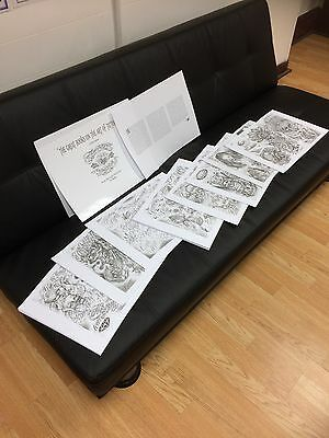 Tattoo Flash !BOOG Designs book (From the street with love by Boog) 148 pages !!