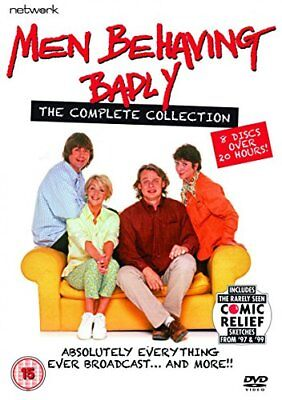 Men Behaving Badly: The Complete Collection [DVD][Region 2]