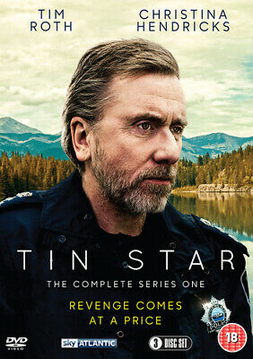 Tin Star: The Complete Series One DVD (2017) Tim Roth ***NEW***