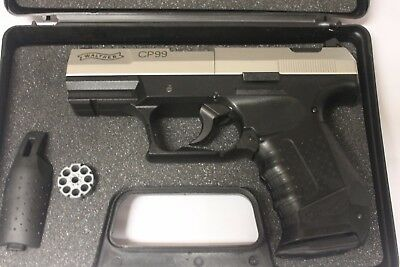 Walther CP 99 bicolor - CO2 Pistole