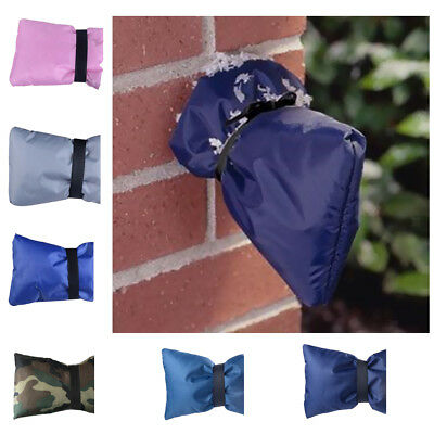 Outdoor Faucet Covers for Winter Freeze Protection Flexible Faucet Sock