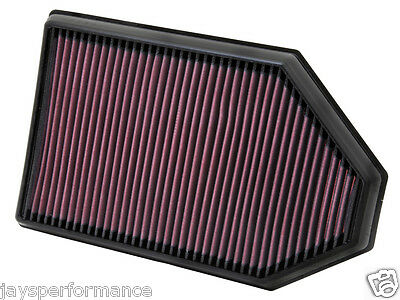 Kn Air Filter Replacement For Dodge Challenger/charger/300C, 2011