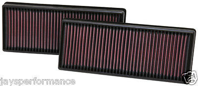Kn Air Filter Replacement For Mercedes Benz Cls550; 2012 (2 Per Box)
