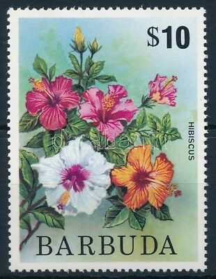 Antigua and Barbuda/Barbuda stamp Definitive: Flower stamp MNH 1975 WS246823