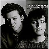 Tears for Fears : Songs From the Big Chair CD Expertly Refurbished Product