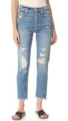 bf2aed4b4a0c Mother Superior The Cheeky Denim Jeans In Forbidden Fruits W24 Uk 6