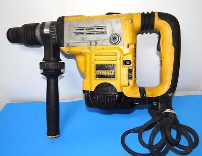 "Dewalt 1 3/4"" SDS Max Rotary Hammer 2-Stage Clutch D25602 Combination Hammer"