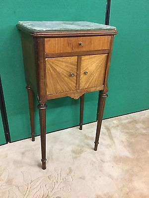 Antique French Bedside Cabinet