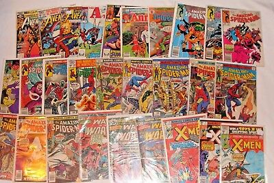 Huge LOT of  150 Silver Age & Bronze AgeDC &  Marvel Comics