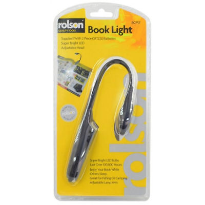 Night dark reading light LED Flexible Book & Kindle  Torch Lamp Clip-On Bookmark