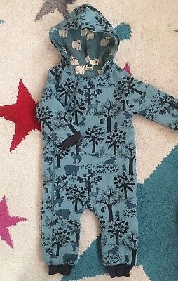 SMAFOLK Turnable Suit Overall Gr.74 NEU