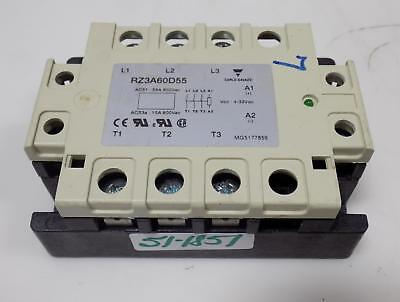 Carlo Gavazzi Solid State Relay Panel Screw  Rz3A60D55